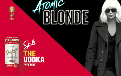 Adweek: Stoli Partnered With Universal's Atomic Blonde to Reintroduce the Vodka to Consumers